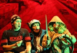Teatteri Universum/ Teater Mars, teksti Gustav Tegby, ohj. Katja Krohn